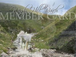 Windy Hill Member Card by QueenCheese