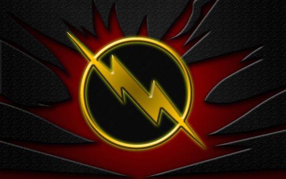 New 52 Reverse Flash Texturized by Angel-Of-DeathX1