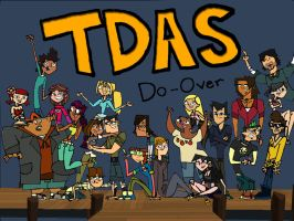 TDASDO Final Cast by CoGreen20