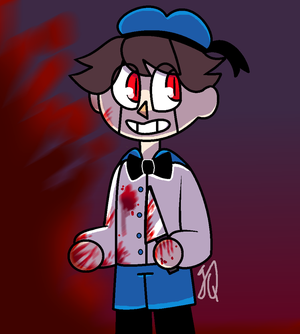 Gore test by TheCatQueen10