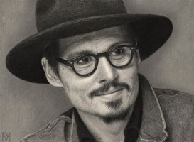 johnny_depp by markodraksic