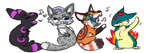 Party Time! 8D by Bowtiefoxin