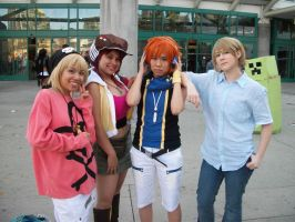 AX11: The World Ends With You Group 0w0 by Sonicbandicoot