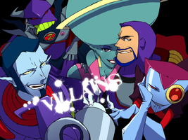 BLoSC: Villains by satorudb