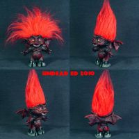 Thamus The Demon Troll ooak by Undead-Art