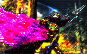 HALO LEGENDS: ABSTRACT IMPRESSIONIST by CSuk-1T