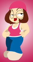 Lovely Lady: Meg Griffin by AketA
