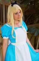 Alice - I am Alice, and you? by CrystalPanda