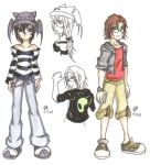 TWEWY Entries: Namina n Elliot by KH-SlyFan