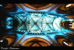 Colorful Architecture by calimer00