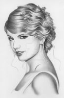 Taylor Swift 3 by Hong-Yu