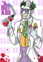 Doctor Joker by HerosSanguin