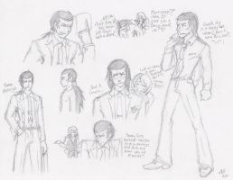 Detective Daryan Crescend by therichnobody