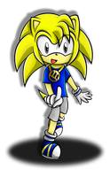 .:CM: Emen The Hedgehog:. by XxRubytheRabbitxX
