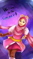 Welcome to The Galaxy ! by mahura97