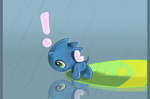:-+A Chao Stranded At Sea+-: by kawaii-kitsune
