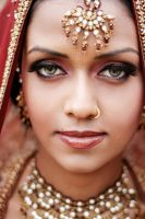 Indian Bride by girlmarvel