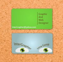 Business Card 2 by InterGrapher