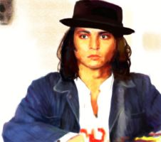 Johnny Depp - Benny and Joon by tribbs