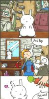 Fionna Comics 2 by gmil123