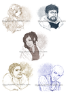 Dragon Age Tumblr Commissions by Aish89