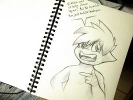 New sketchbook by JamieTheImp
