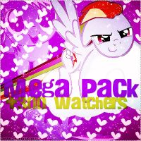 +MegaPack300Watchers by YouOnlyLiveOnceDL
