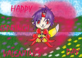 Chrno Spring-valentines day by ChibiArt-Club