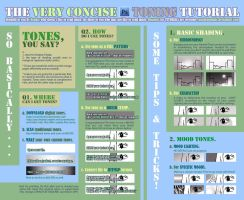 Very Concise Tutorial: Toning. by mushroomtale
