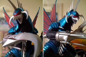 Final Wars Gigan 2 by dopepope