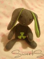 RadioActive Bunny by danger0usangel03