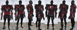 Devil Claw Armor Compiled View by Azmal