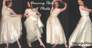 Dancing pack2 Delightfulstock by DelightfulStock