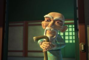 Master Hong by TommyWright