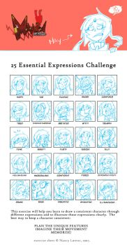 25 Essential Expressions may by demonbp