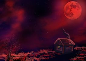 Red Moon by syren007