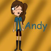 Andy x3 by altenus18