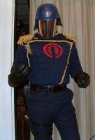 Cobra Commander 10000+ by Shinobitron
