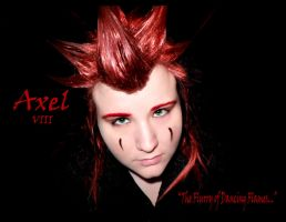 .KH. Axel Portrait of Smex by Mint8Candy