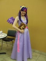 Princess Twilight - ASTL 2013 by PuddingMcMuffin