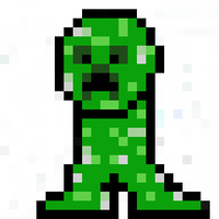 MegaCraft: Creeper by MelolzuGaming