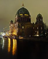 Berlin Cathedral by teetotally