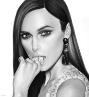 Kiera Knightley by fekb