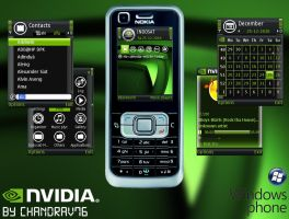 NVIDIA Phone 7 by ChandraV76