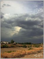 June 27th Approaching Storm 03 by kriegs