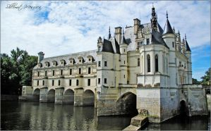 Chateau de Chenonceau by ShlomitMessica