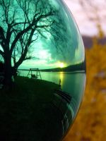 Green Globe by xxLaurenn23xx