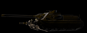 TD-1 Tank Destoryer Thatcher by Gizoozaa