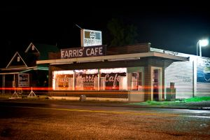 Farris' Cafe by ZeeZedZee