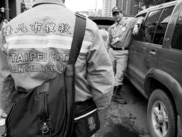 Taipei Search and Rescue by bQw
